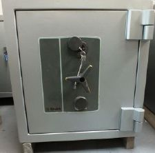 Refurbished Chubb 10k Safe